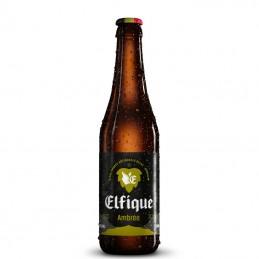 Bière Belge Elfique Ambrée 33 cl