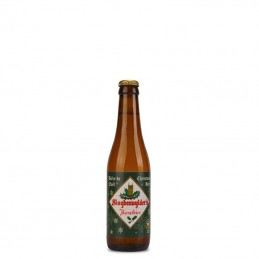 Slaghmuylder Kerstbier 33 cl - Bière de Noël