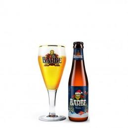 Bière Barbe de Noël 33 cl - Bière Belge - Brasserie Verheaghe