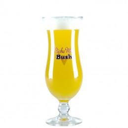 Verre à bière Peche Mel Bush 33 cl