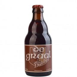Bière Belge De Graal Double 33 cl