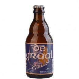Bière Belge De Graal Gember 33 cl