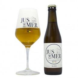 Bière Belge Jus de Mer Blonde 33 cl