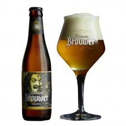 Bière Belge Adriaen Brouwer Triple 33 cl