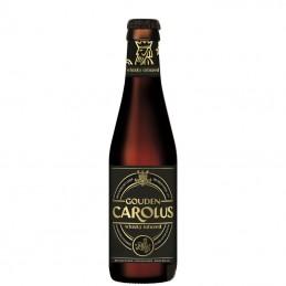 Bière Belge Carolus Whisky Infused 33 cl