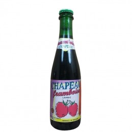 Bière Belge Chapeau Framboise 37,5 cl