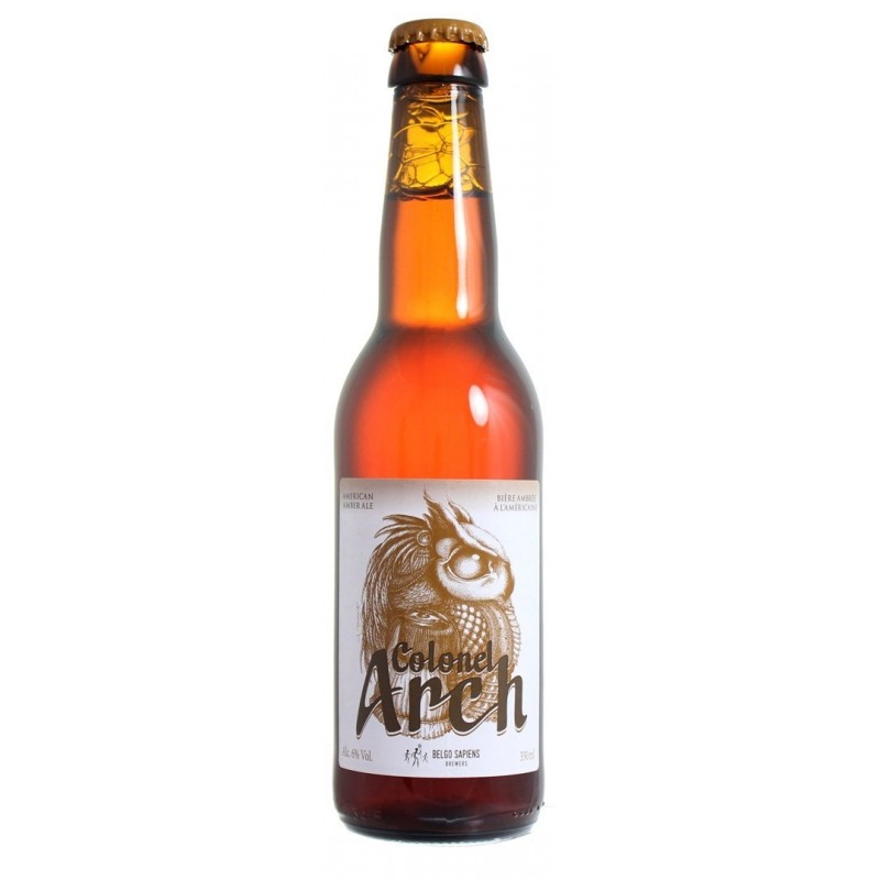 Bière Belge Colonel Arch 33 cl