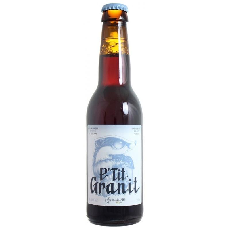 Bière Belge P'tit Granit 33 cl