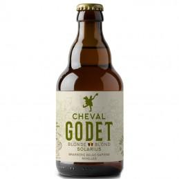 Biere belge Cheval Godet Triple 33 cl
