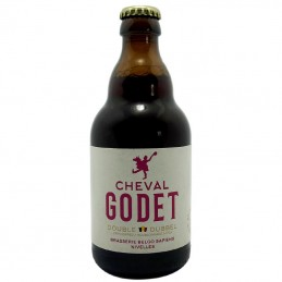 Cheval Godet Double 33 cl