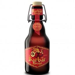Bière Belge Barbar Rouge 33 cl