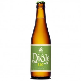 Biere belge Diole Bio 33 cl