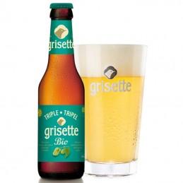 Bière Grisette Triple Bio 25 cl