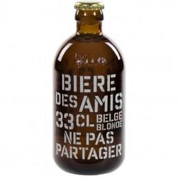 Bière Belge Bière des Amis 33 cl