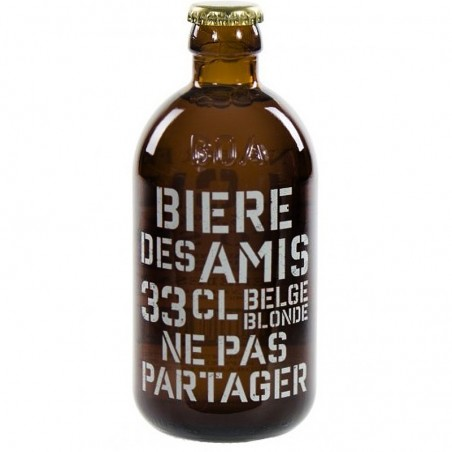 Bière des Amis 33 cl