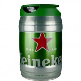 Mini-fût Heineken 5 Litres