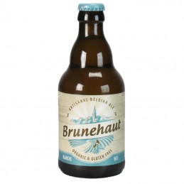 Brunehaut Blanche Bio 33 cl