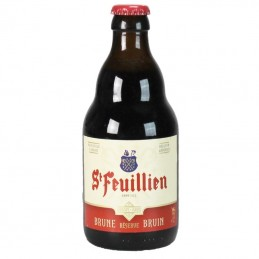 Saint Feuillien Brune 33 cl