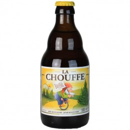 Chouffe blonde 33 cl