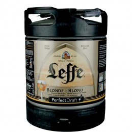 Mini fût Leffe Blonde 6...