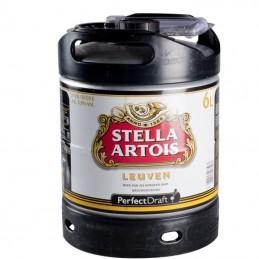 Mini fût Stella Artois 6...