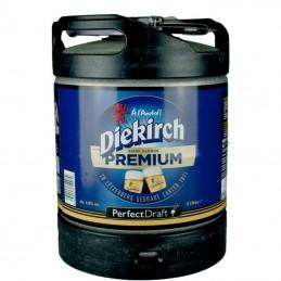 Mini fût Diekirch Premium 6...