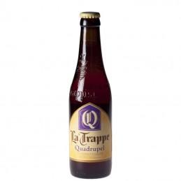 Trappe Quadruple 33 cl