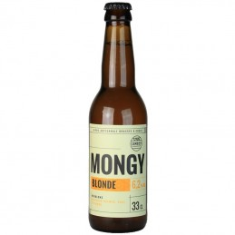 Mongy Blonde 33 cl