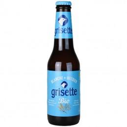 Grisette Blanche Bio 25 cl