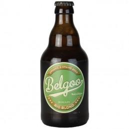 Belgoo Bioloo Blonde 33 cl  - Bière Belge - Brasserie Belgoo Beer