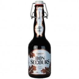 Bonsecours Ambrée 33 cl - Bière Belge de la Brasserie Caulier