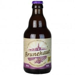 Brunehaut Triple 33 cl - Bière Belge Bio Sans Gluten