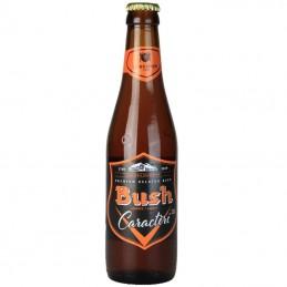 Bush Beer Ambrée 33 cl - Bière Belge de la Brasserie Dubuisson