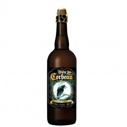 Bière du Corbeau 75 cl - Bière blonde française