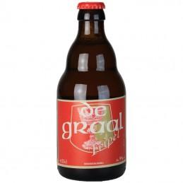 Bière Belge De Graal Triple 33 cl