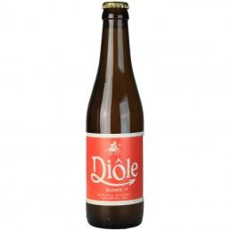 Bière Diole Blonde 33 cl - Bière Belge de la Brasserie Des Carrières
