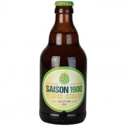 Saison 1900 33 cl - Bière Belge de la Brasserie Lefebvre