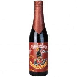 Poiluchette Brune 33 cl - Bière blonde de la Brasserie Huyghe