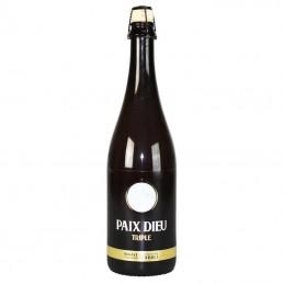 Paix Dieu 75 cl - Bière Belge - Brasserie Caulier