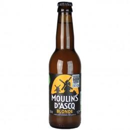 Moulins d'Ascq Blonde 33 cl