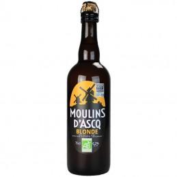Moulins d'Ascq Blonde 75 cl