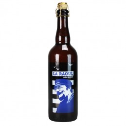 La Raoul 75 cl - Bière du Nord