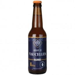 Abbaye de Vaucelles Blonde 33 cl - Bière du Nord