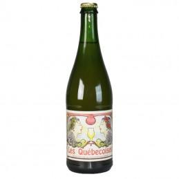 Les Québecoises 75 cl  - Bière Française - Brasserie Thiriez