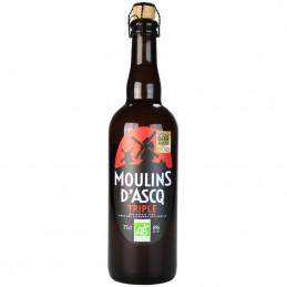 Moulins d'Ascq Triple 75 cl - Bière du Nord