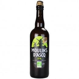 Moulins d'Ascq IPA 75 cl - Bière du Nord