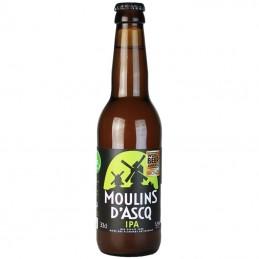Moulins d'Ascq IPA 33 cl - Bière du Nord