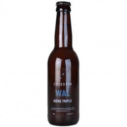 Wal Triple 33 cl - Bière du Nord