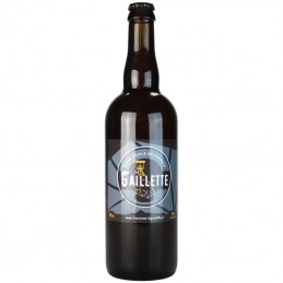 Gaillette Triple 75 cl - Bière du Nord
